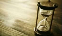 Ο χρόνος αλλιώτικα μετρά