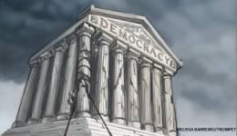 Δημοκρατίες και υγειονομικές κρίσεις